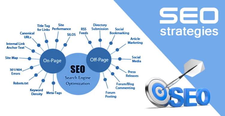 On-page SEO شامل چه مواردی می شود؟